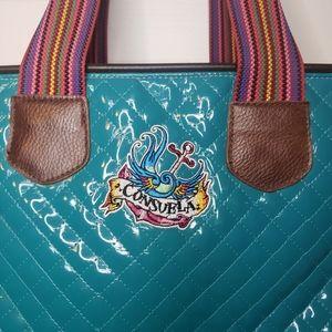 Consuela Classic Teal Turquoise bag